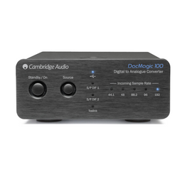 Cambridge Audio DACMagic 100 - Digital to Analogue Converter, Cambridge Audio, Digital to Analog Convertor - AVStore.in