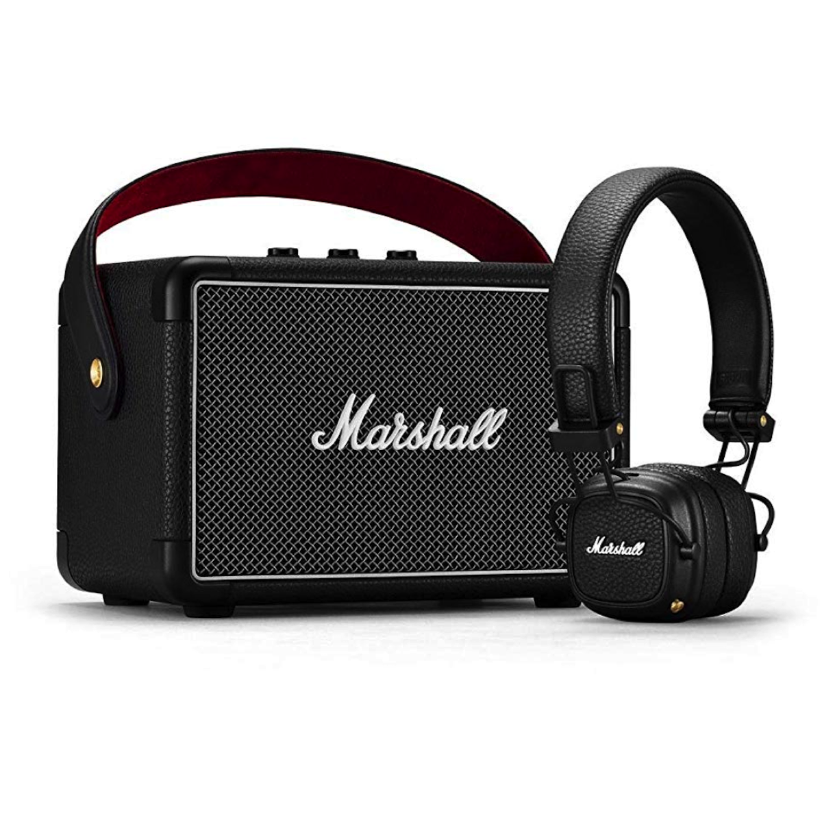 Marshall Kilburn 2 + Major 3 Bluetooth - Black - AVStore