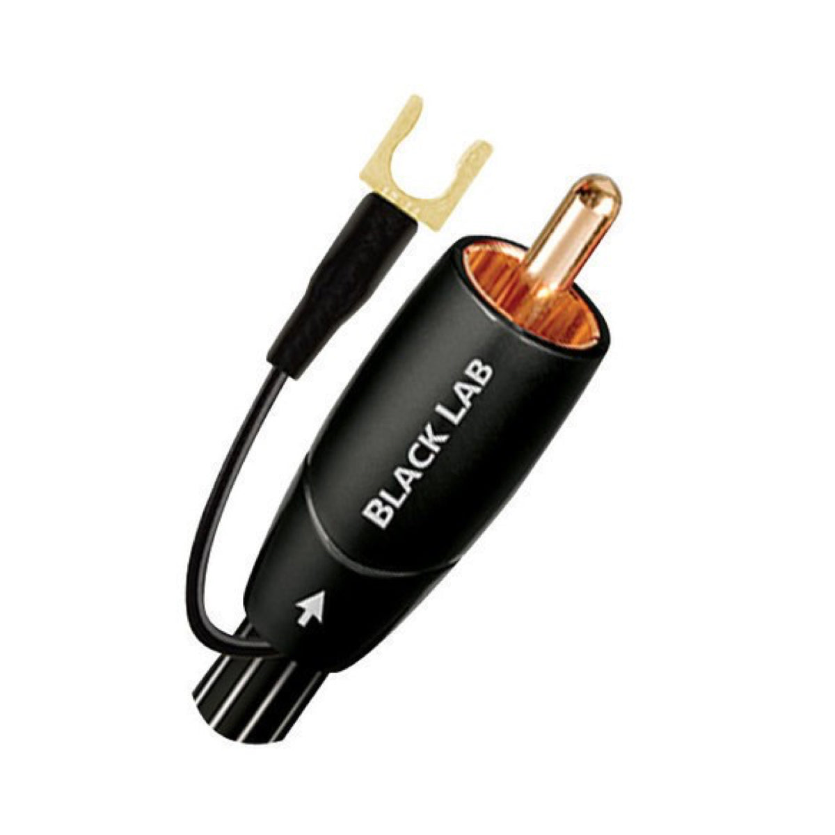 Audioquest Black Lab - Subwoofer Cable, AudioQuest, Subwoofer Cable - AVStore.in