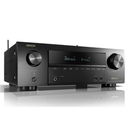 Denon AVR-X1500H - 7.2 Channel AV Receiver - AVStore.in