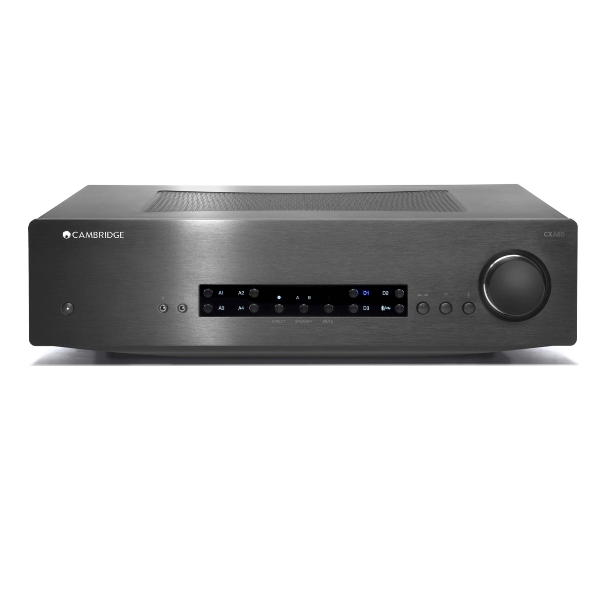 Cambridge Audio CXA80 - 80W Integrated Amplifier, Cambridge Audio, Integrated Amplifier - AVStore.in