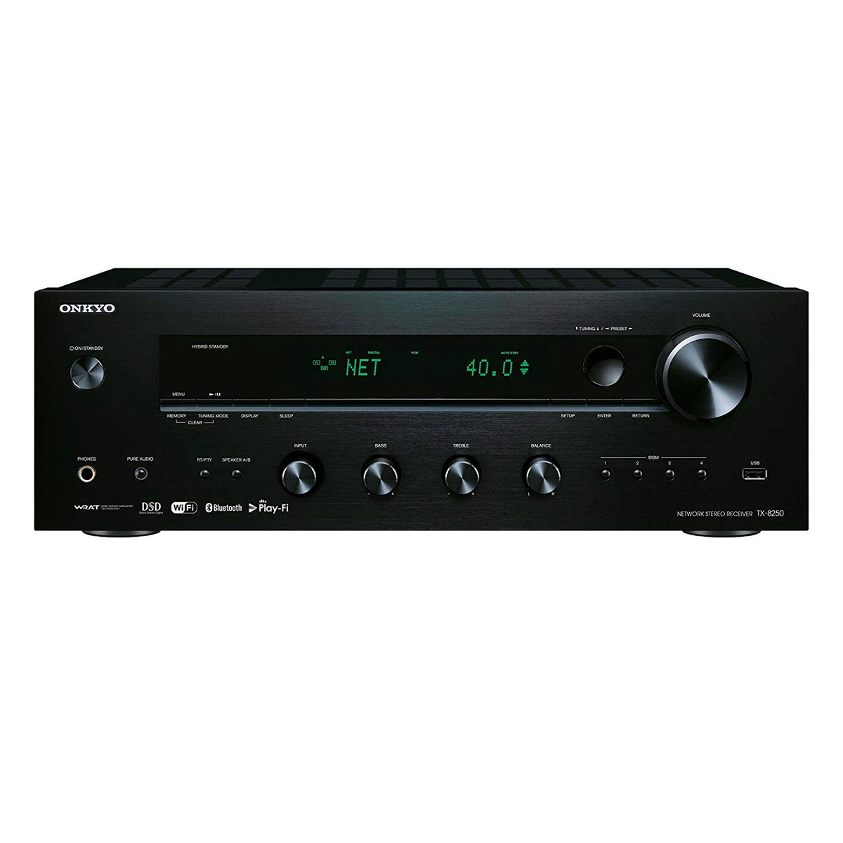 Onkyo TX-8250 (Integrated Stereo Amplifier) - AVStore.in