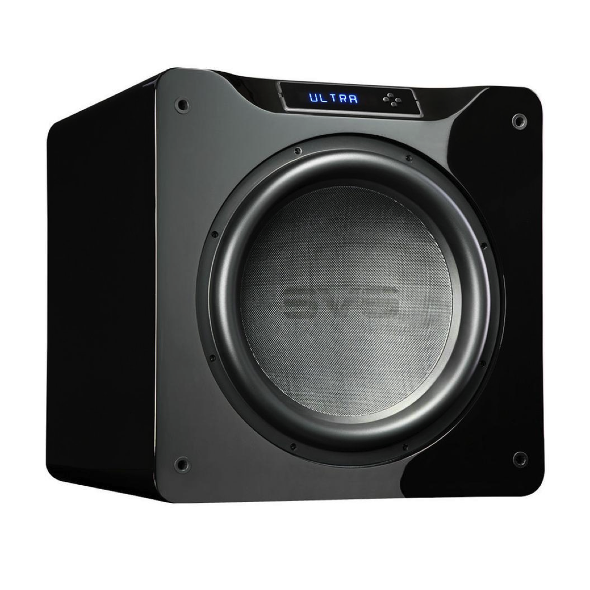 SVS Sound SB 16 Ultra Subwoofer - Piano Gloss Black - AVStore.in