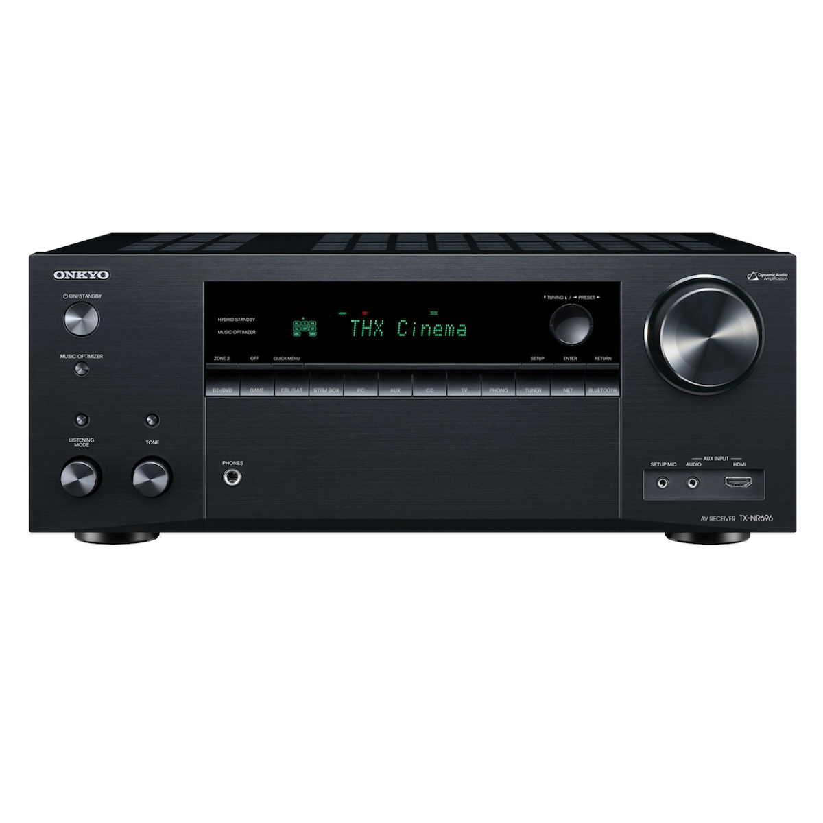 Onkyo TX-NR696 - 7.2 Channel Network AV Receiver - AVStore