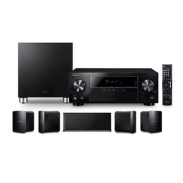 Pioneer HTP-074 - 5.1 Channel Home Theatre Package, Pioneer, Home Theatre in a box - AVStore.in