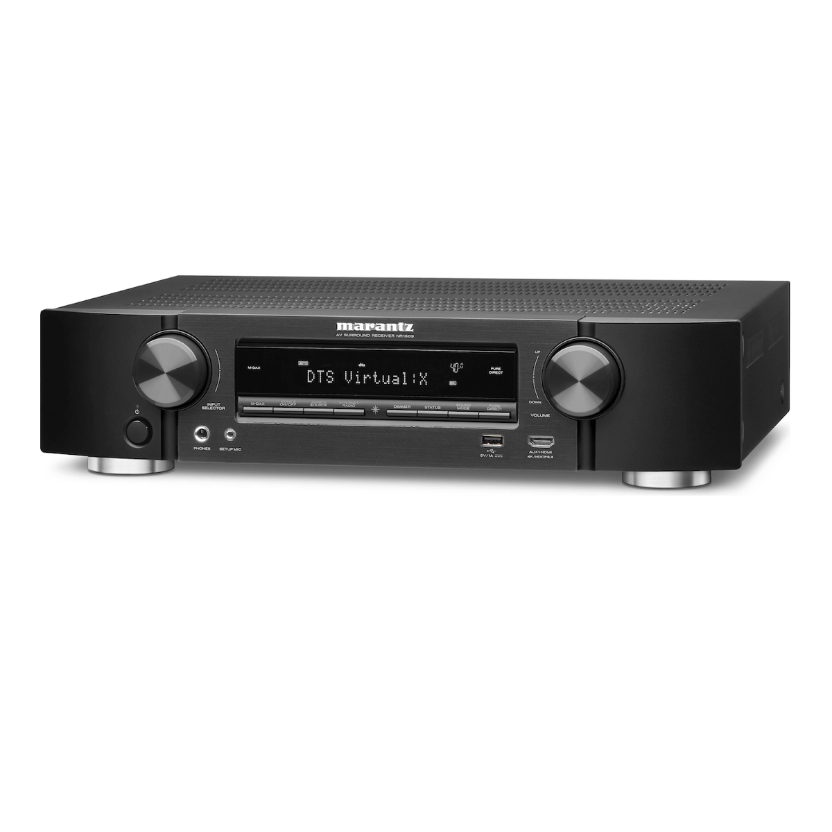 Marantz NR1609 - 7.2 Channel AV Receiver - AVStore.in