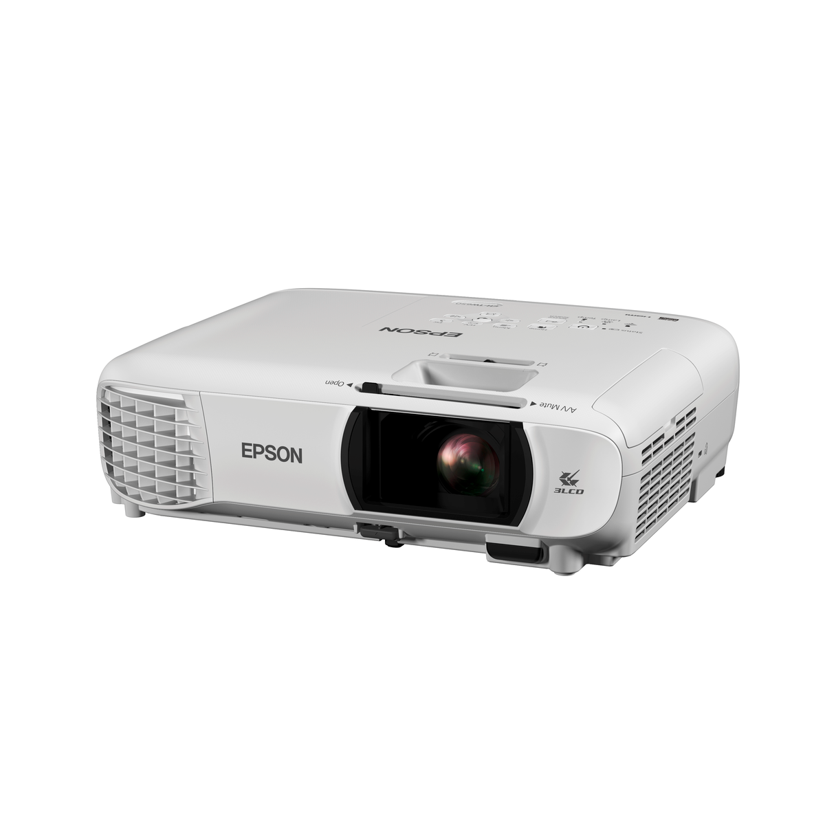 Epson EH-TW650 - Full HD 3LCD Home Theatre Projector - AVStore