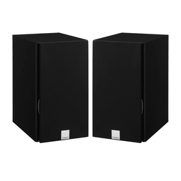 Dali Zensor 1 AX (Active Bookshelf Speaker | Black Ash- Vinyl | Pair) - AVStore.in