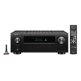 Denon AVR-X4500H - 9.2 Channel AV Receiver - AVStore.in