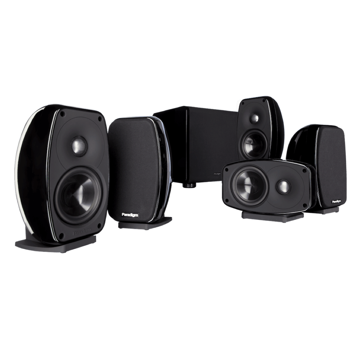 Paradigm Cinema 100CT - 5.1 Channel Speaker System - AVStore.in