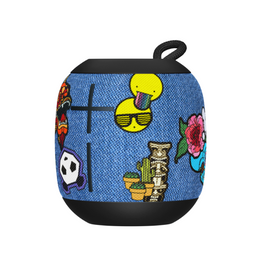 Ultimate Ears Wonderboom - Portable Bluetooth Speaker - Freestyle Patches, Ultimate Ears, Portable Bluetooth Speaker - AVStore.in