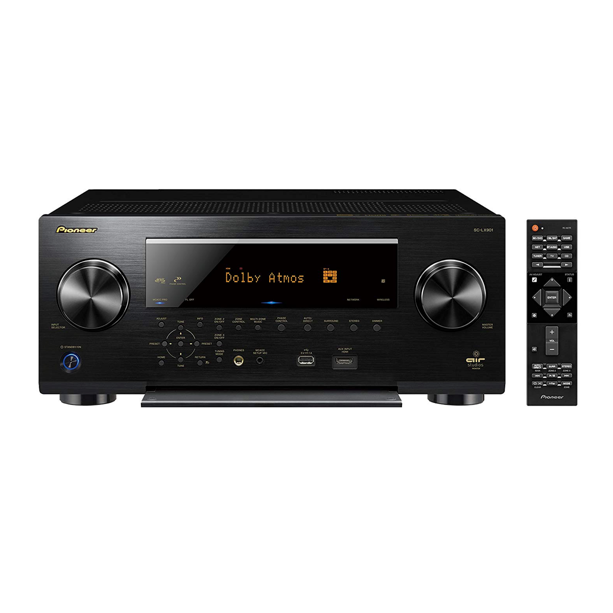 Pioneer SC-LX901 - 11.2 Channel Class D3 Network AV Receiver - AVStore.in