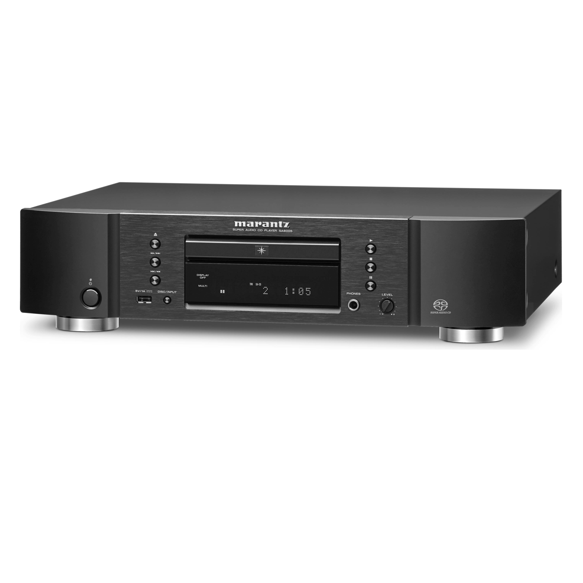 Marantz SA 8005 - Super Audio CD Player & DAC - AVStore.in