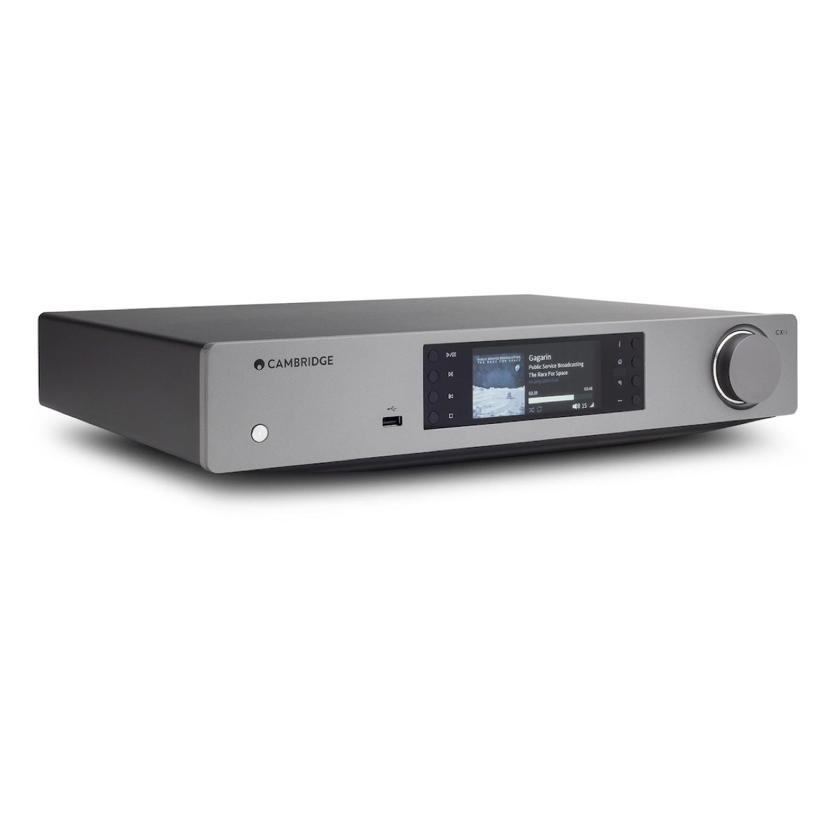 Cambridge Audio CXN (V2) Series 2 Lunar Grey - Network Player - AVStore.in