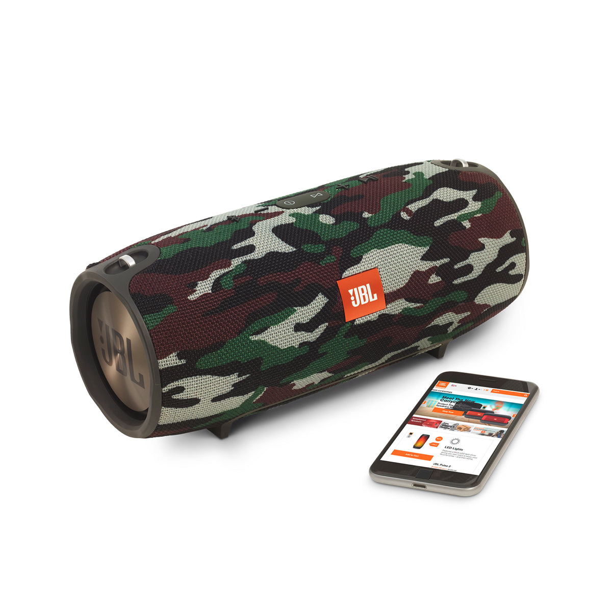 JBL Xtreme Special Edition (Splashproof Bluetooth Speaker), JBL, Bluetooth Wifi Speaker - AVStore.in