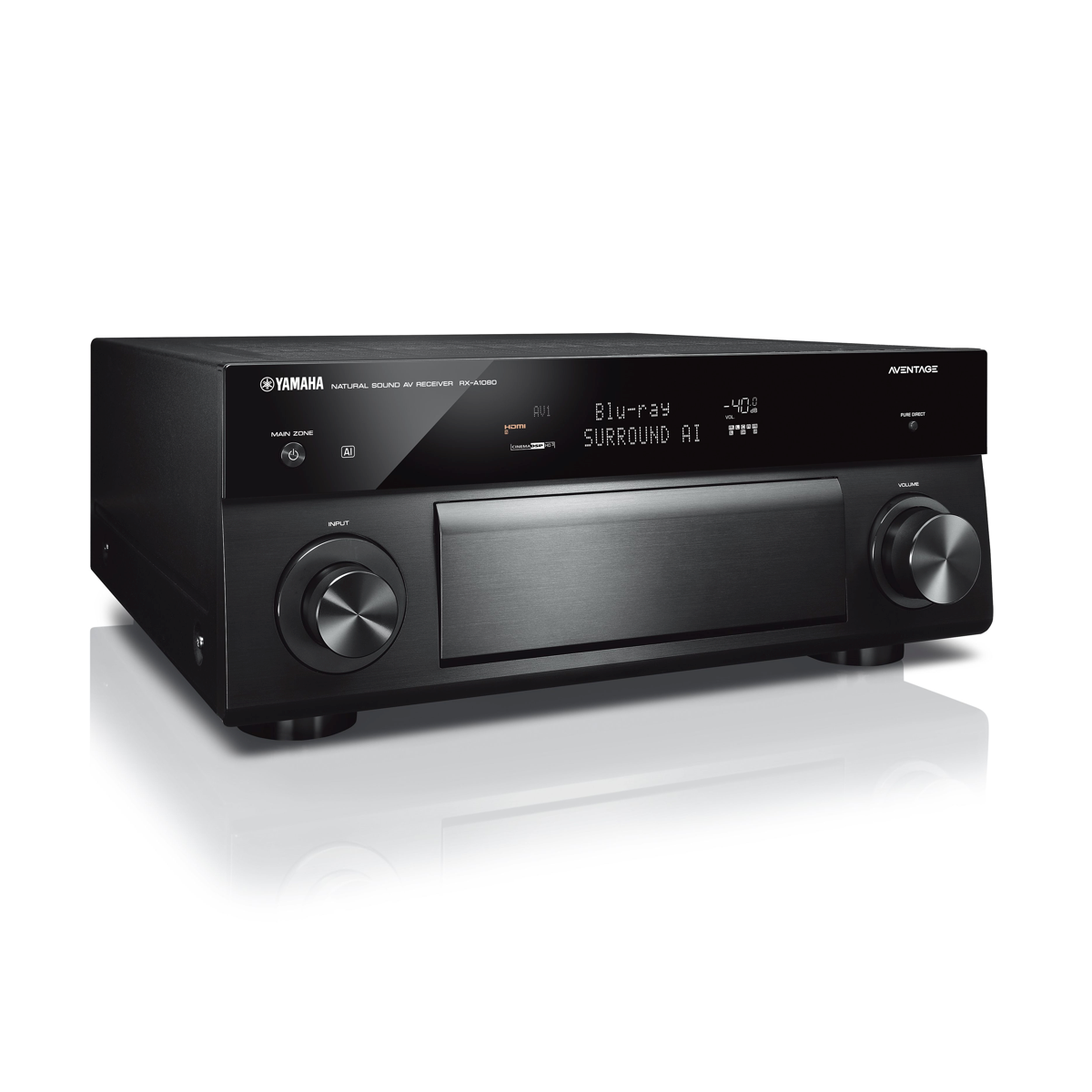 Yamaha RX-A1080 Aventage - 7.2 Channel AV Receiver - AVStore.in
