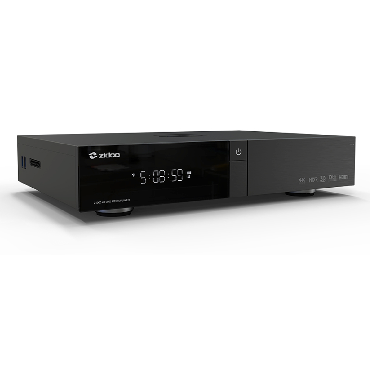Zidoo Z1000 - 4K Streaming Media Player - AVStore.in