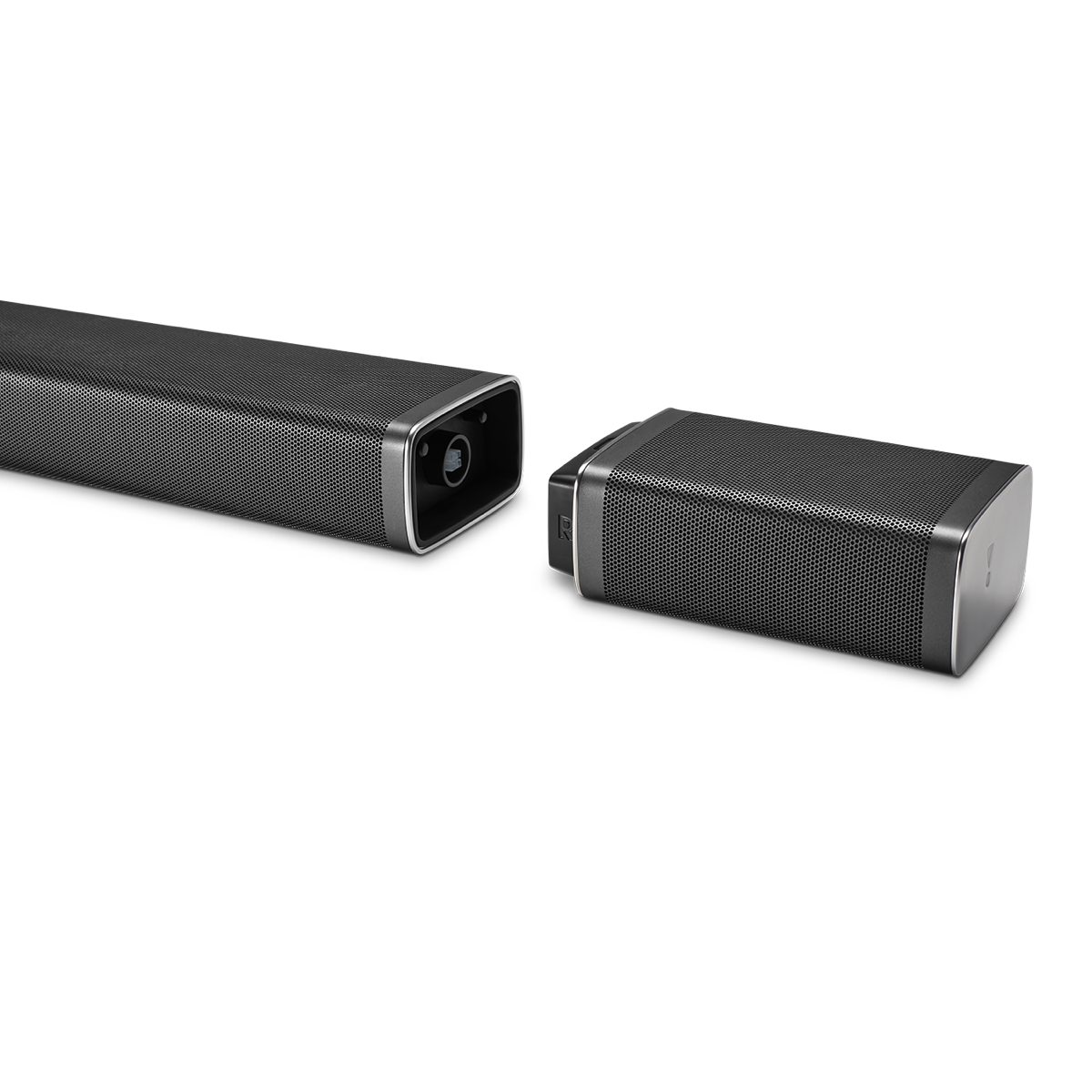 JBL Bar 5.1 - Soundbar and Subwoofer System with Detachachable Surrounds, JBL, Soundbar - AVStore.in