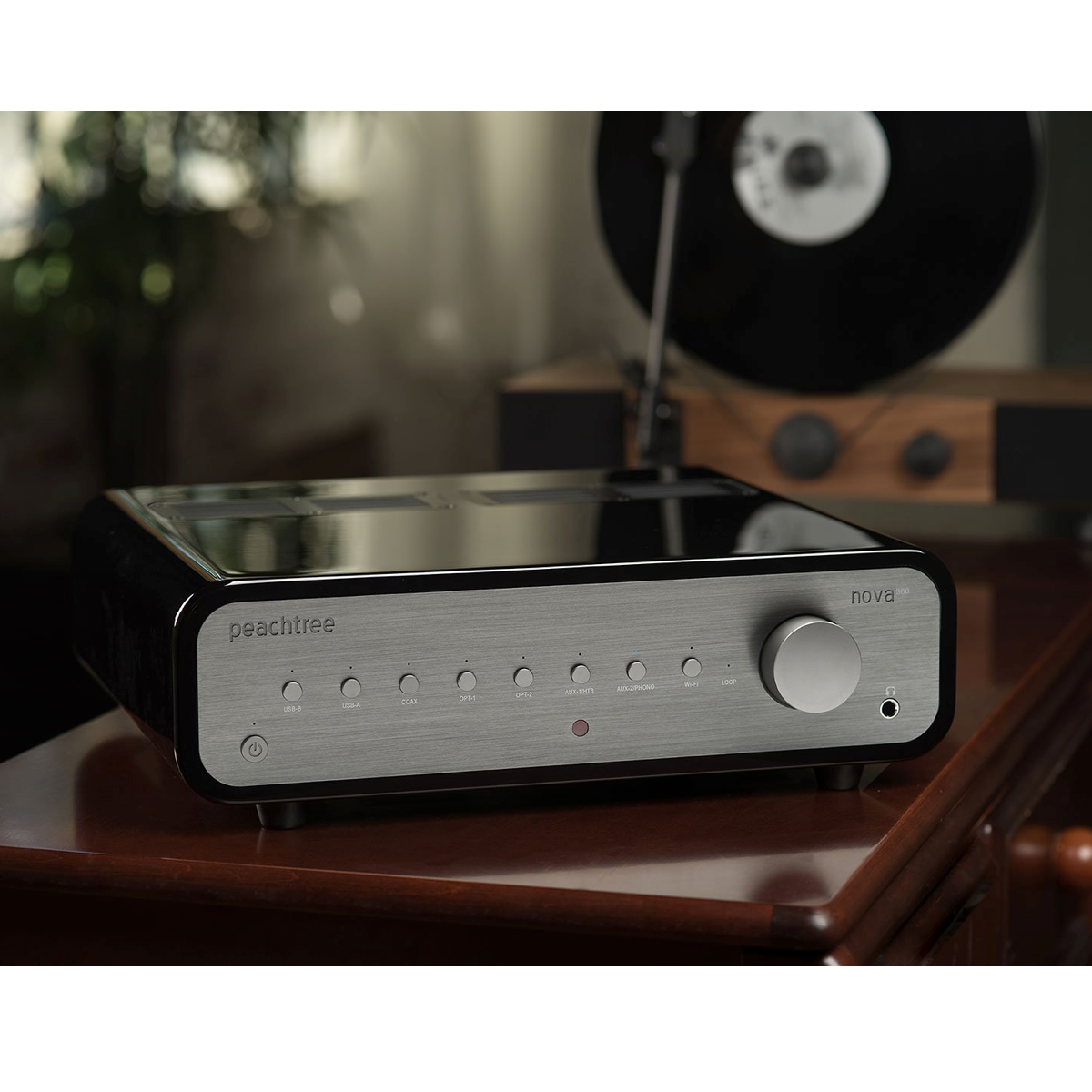 Peachtree Audio Nova 300 - Integrated Stereo Amplifier - AVStore