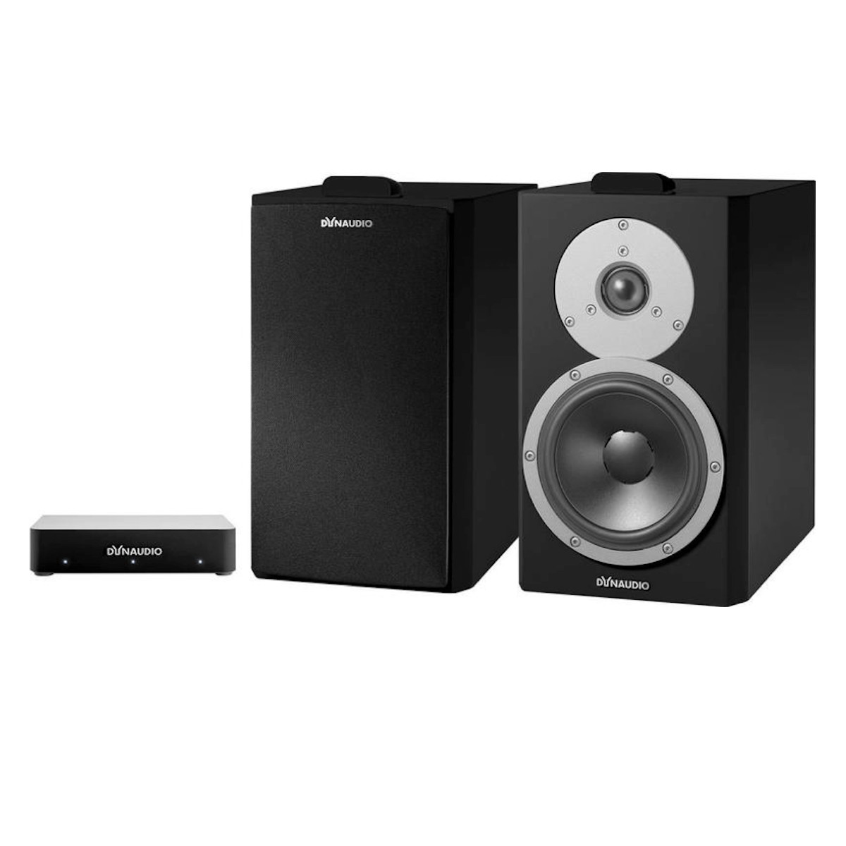 Dynaudio Xeo 4 with Dynaudio Connect - Active Bookshelf Speaker System - AVStore.in