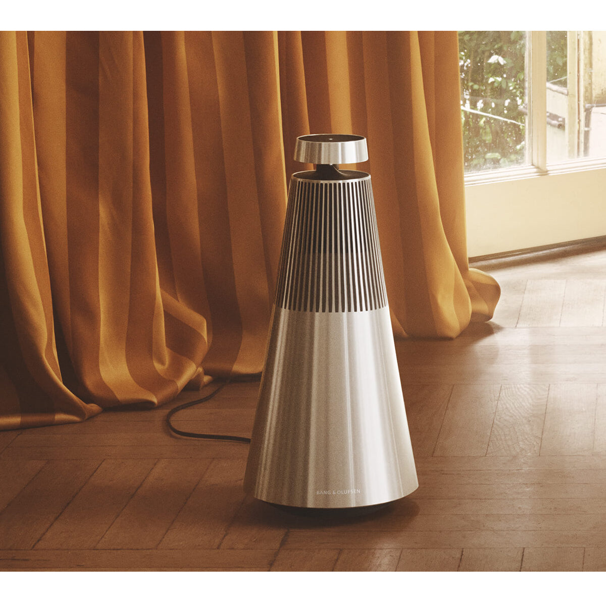 Bang & Olufsen BeoSound 2 Wireless Speaker, Bang & Olufsen, Bluetooth Wifi Speaker - AVStore.in