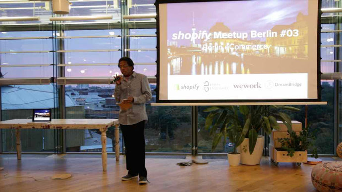 Berlin Shopify Meetup #03