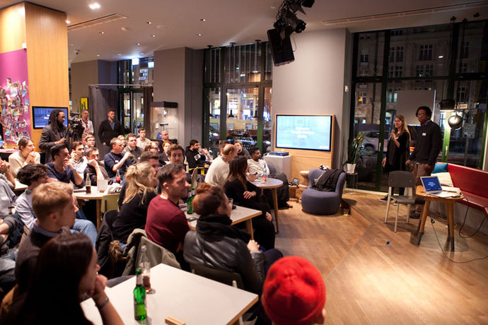 Berlin Shopify Meetup #01
