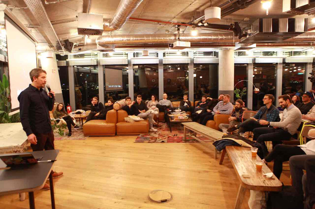 Shopify Meetup Berlin #04 - 1