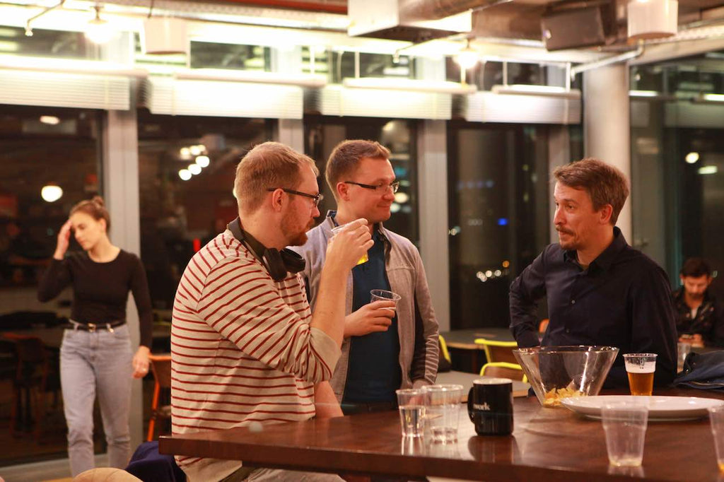 Shopify Meetup Berlin #04 - 4