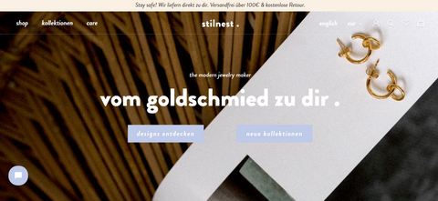 Stilnest Onlineshop