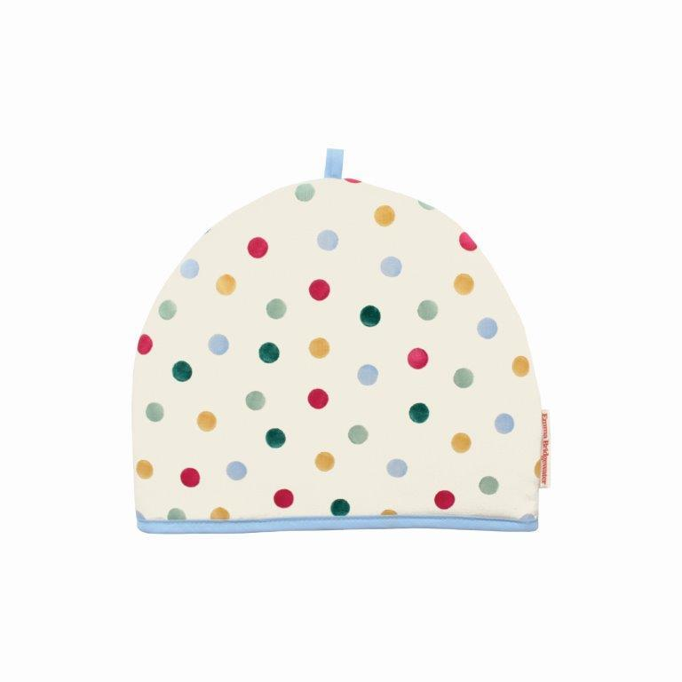 Emma Bridgewater - 100% Cotton - Tea Cosy - 33x27cms - Polka Dots