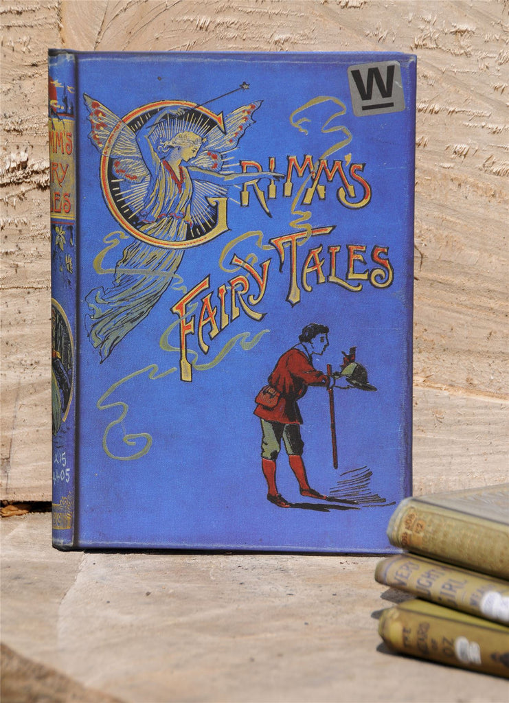 British Library eReader Case - Available in 2 Sizes To Fit all Tablets - Grimm's Fairy Tales