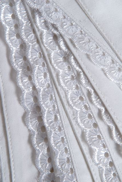 Large Pure White Cotton Wedding Bunting - 11.5m long/24 flags - Engelpunt