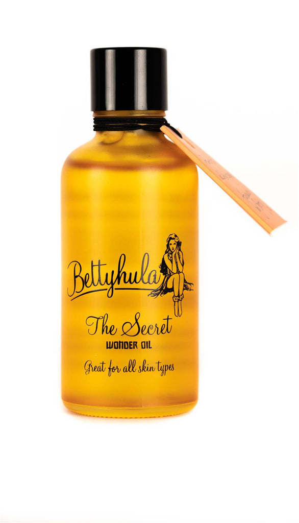 Bettyhula - The Secret Wonder Body Oil 50ml - Vegan Friendly/Perfect for All Skin Types