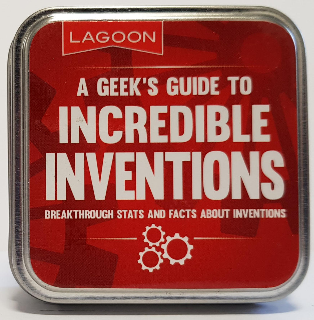 Lagoon - Tabletop - A Geek's Guide To...  Sold Individually or Set of 6