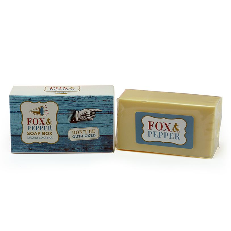 Made In Heaven - Fox & Pepper - Luxury Soap Bar - 200g