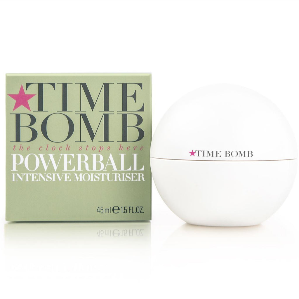 TIME BOMB - Powerball Intensive Moisturiser 45 ml - Federici Brands