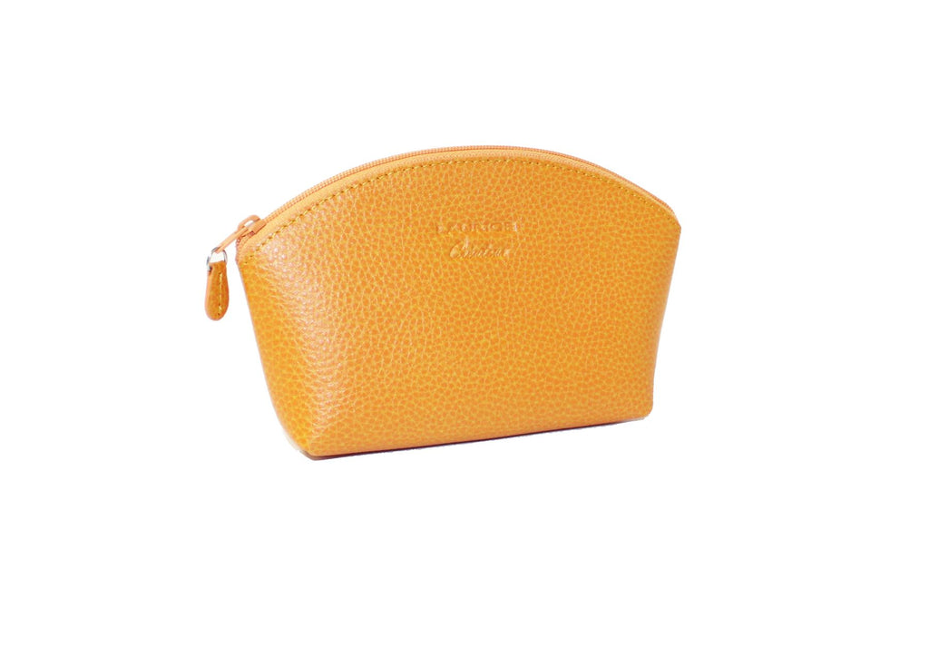 Leather Make Up Bag by Laurige - Various Colours