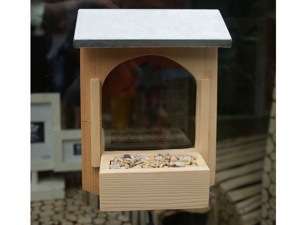 Apples To Pears - Garden & Wildlife - Gift In A Tin - Build Your Own Bird Feeder