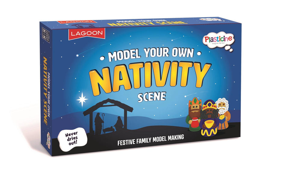 Model Your Own Plasticine Nativity Scene  - Lagoon Group