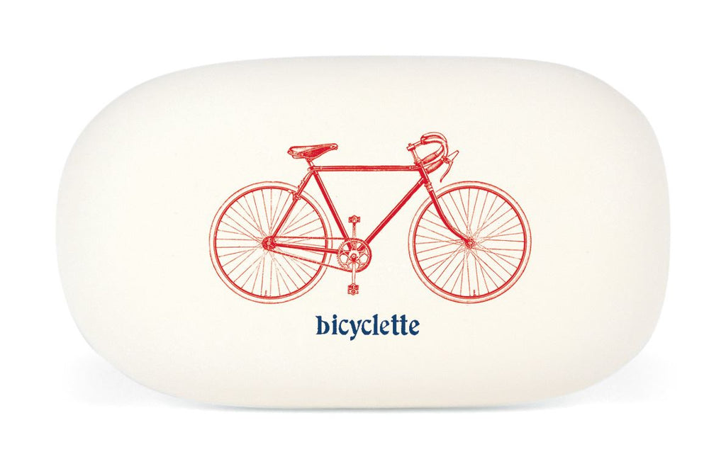 Cavallini - Eraser/Rubber Tablet - Bicycle - High Quality Rubber Eraser