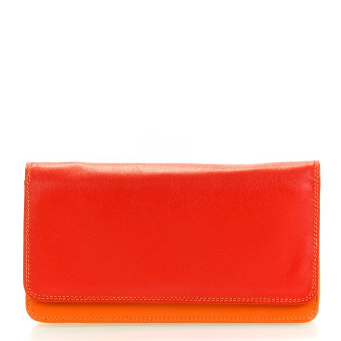 Leather Medium Matinee Purse/Wallet 237 - MyWalit - Jamaica