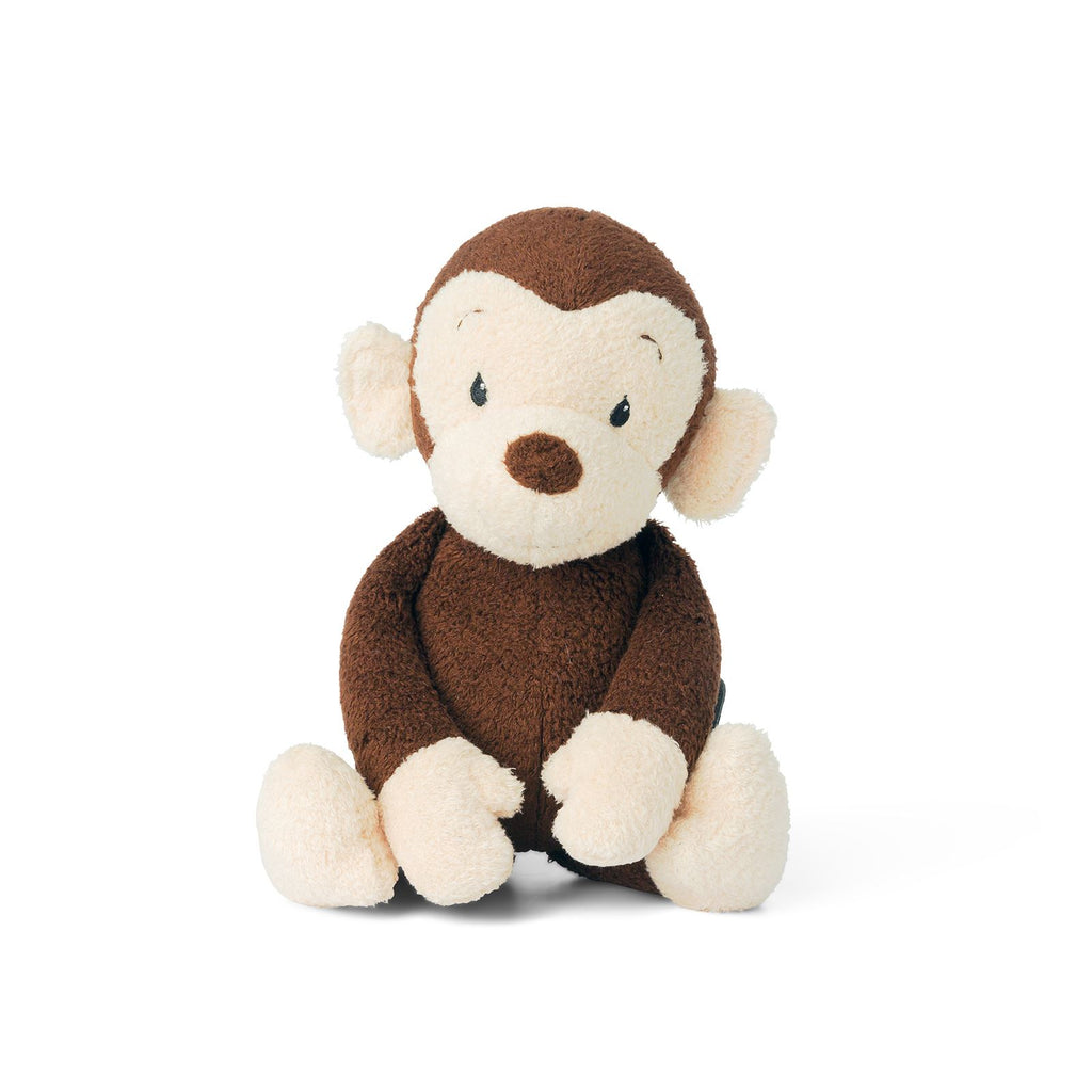 WWF Cub Club - Bon Ton Toys - Mago The Monkey w/Squeaker - Brown - 22cms