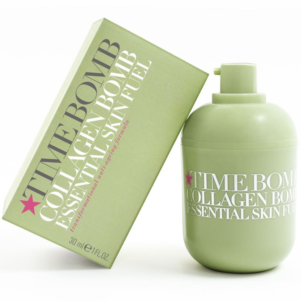 TIME BOMB Collagen Bomb Essential Skin Fuel 30ml - Federici Brands