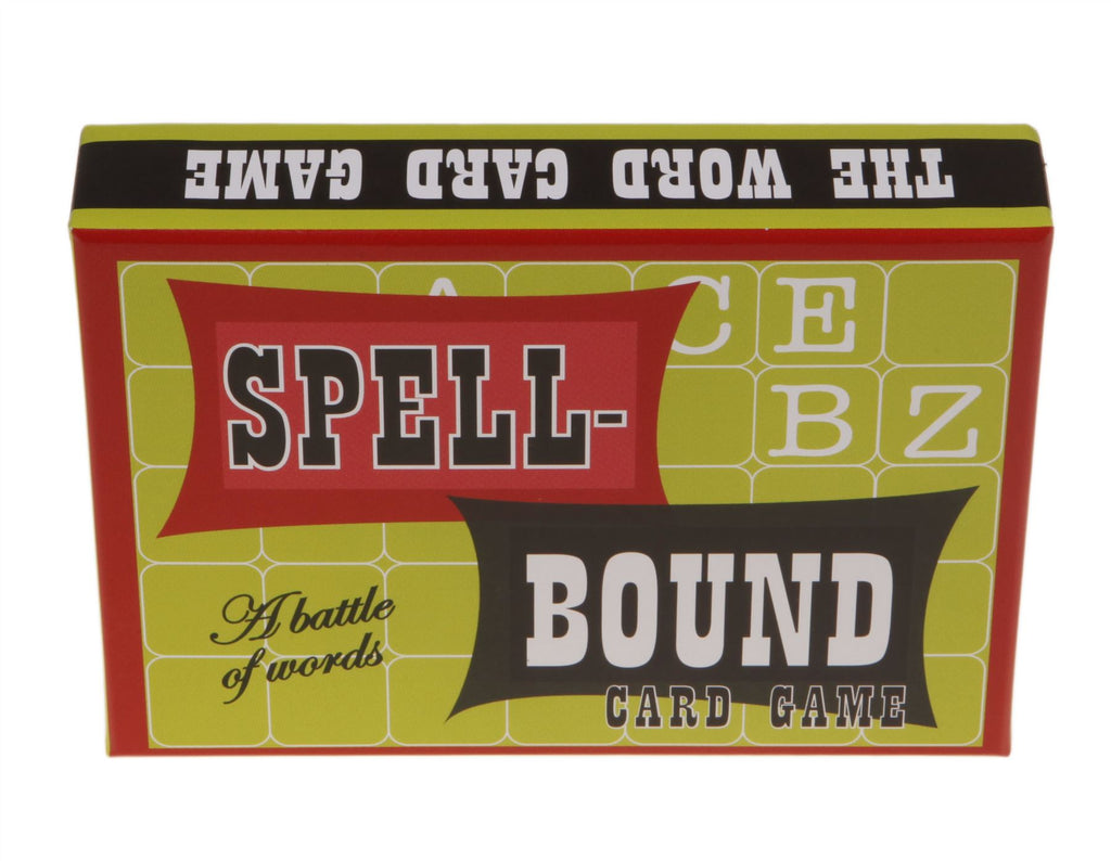 Pepys Series - Vintage Games - Spellbound - A Battle of Words - 2-6 Players - Boxed