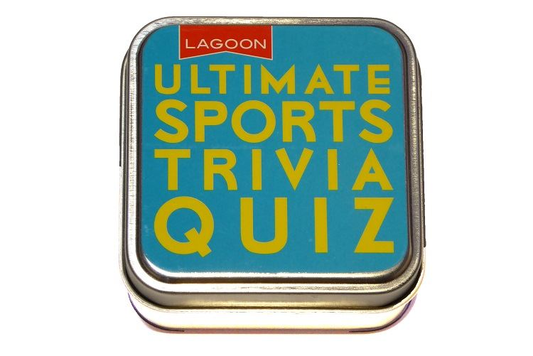 Lagoon - Table Top Trivia & Quizzes - 8 Designs Available