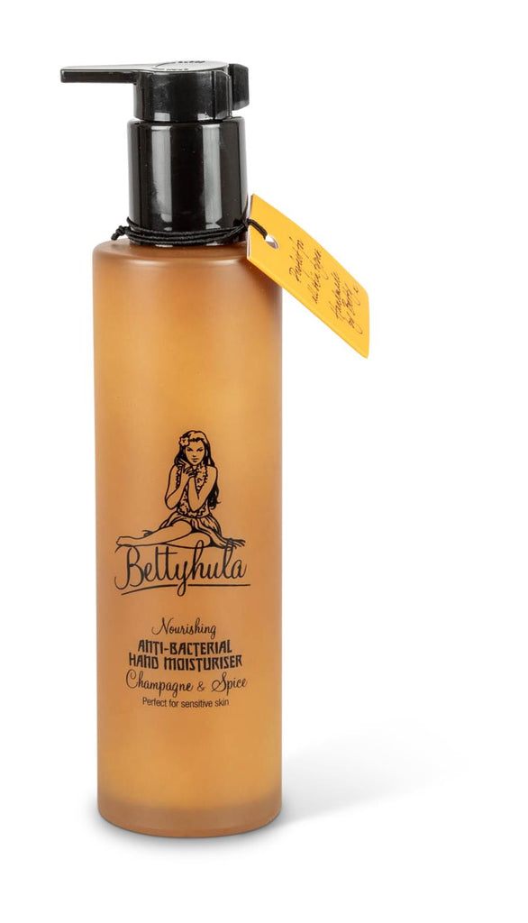 Bettyhula - Nourishing Anti-Bacterial Hand Cream - Champagne & Spice - 150ml