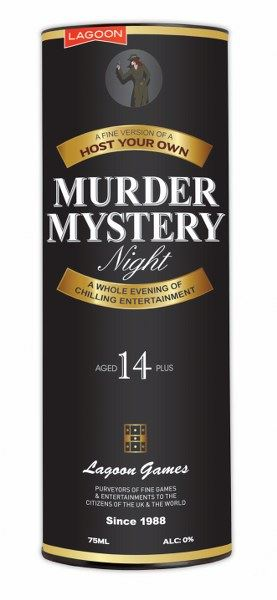 Host Your Own Murder Mystery Dinner Party/Night - 10 Plots - Lagoon Group