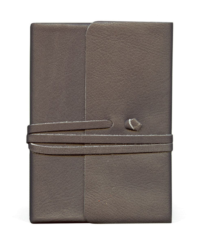 Cavallini - Leather Journalino - 4 Colour Options - Small - 3.25x4.25ins - 352 pages