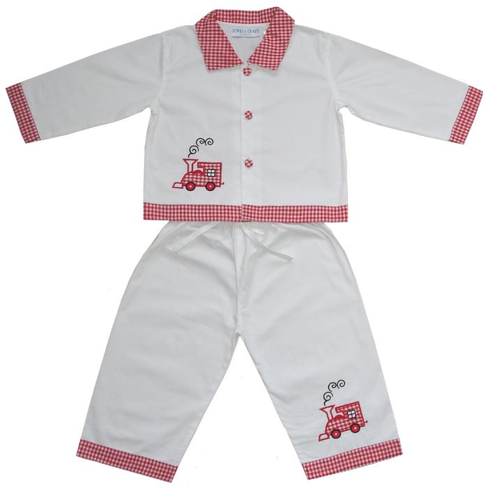 100% Cotton Pyjamas - George - 1-2 yrs